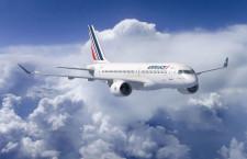 エールフランス、A220を60機発注 欧州で最多