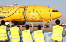 ANA、C-3POジェットでスター・ウォーズ最新作盛り上げ