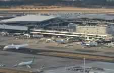 成田空港、総旅客5%増372万人 訪日客8%増156万人、19年12月