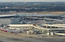 成田空港の19年旅客、過去最高4434万人 訪日客、4年連続日本人超え