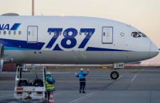 ANAの787ロゴ塗装機、まもなくラストフライト 残り1機JA818A