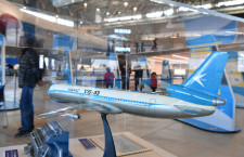 幻の3発機YS-33やジェット版YS-11Jも あいち航空ミュージアム「日本の翼 YS-11展」開幕