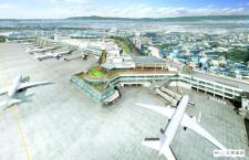 福岡空港、新バスラウンジと搭乗口30日開業 国内線ターミナル再整備完了へ
