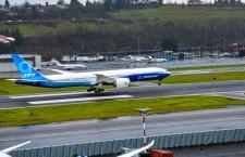 ボーイング、777Xの初飛行成功 21年から納入、ANAも発注