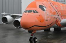 ANAのA380、6月から週14往復すべて投入 1カ月前倒し、成田-ホノルル線