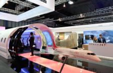 三菱スペースジェット、M90も新客室デザイン採用視野