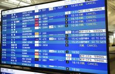中部空港、訪日客半減 国際線旅客34%減、国内線は微増 20年2月