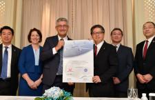 JAL、GEと787エンジン長期保守契約 GEnx-1B、過去最大9年契約1430億円