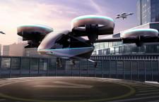 JAL、「空飛ぶクルマ」で業務提携 住商・ベルと