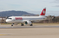 スイス国際航空、A320neo初号機受領 ファミリー25機導入、24年完納へ