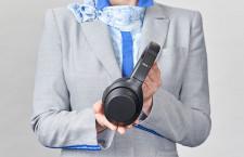 ANA、国際線ファーストでソニーのヘッドホン ノイズキャンセリング搭載