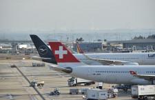 関空、国際線91%欠航 欧州・中東は78% 23日から