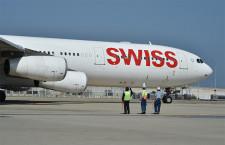 スイス国際航空、関空再開 貨物便、3月から旅客便