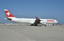 スイス国際航空、日本路線減便 関空も