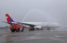 ネパール航空、成田就航 カトマンズから週3往復