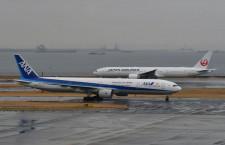 JALとANA、国内線でも減便 ウイルス影響、羽田-福岡など38路線558便