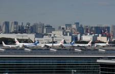 国際旅客、77.3%減46万人 韓国95.6%減6900人 20年3月の航空輸送統計