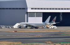 JALの777経年機抹消 国交省の航空機登録20年2月分