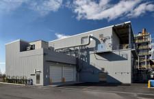 空港施設、羽田に航空機汚水処理の新施設