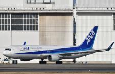 ANA、国内7路線で追加減便 4月から成田-伊丹など