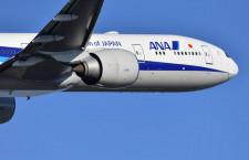 ANA、国際線利用率64.4% アジア豪客38.4%減、20年2月