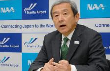 成田空港、賃料減免や着陸料支払猶予100億円 航空会社やテナント支援