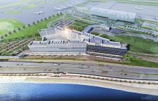 羽田再開発、複合施設4月オープン 羽田エアポートガーデン、ホテル1717室