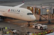 デルタ航空、成田撤退 41年に幕、羽田へ7路線集約