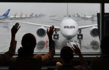 ANA、羽田2タミ国際線就航 乗客4人の便も、新型コロナ影響
