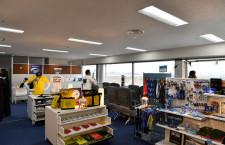 羽田空港、フライトシミュレーター体験施設開業 1タミ5階にLUXURY FLIGHT、滑走路一望