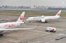 JAL国内線、9月は32%減便 新型コロナ再拡大、需要伸び悩み