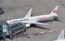 JAL国内線、7月後半の減便率3割台に 羽田-関西など10路線再開