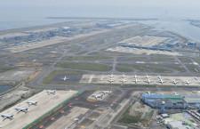 羽田空港、20年12月利用者67.0%減236万人 国内線58.8%減230万人