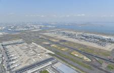日本空港ビル、最大568億円調達 羽田改修投資、46億円下回る