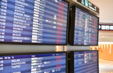 国際・国内利用率、46.6pt減36.6% ロックダウン大きく影響 IATA、20年4月旅客実績