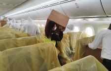 シンガポール航空、旅客機で貨物専用便 成田など11路線、客室への搭載も
