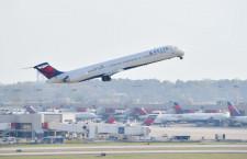 デルタ航空、MD-88とMD-90退役前倒し 新型コロナで6月に