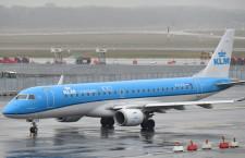 KLM、欧州便を順次再開 11日から乗客のマスク義務化