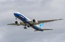 777X、22年就航に 737MAX認証の知見反映
