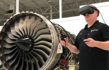 ロールス・ロイス、VRでエンジン整備の遠隔教育 ガルフG650用BR725で