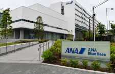 ANA、訓練施設でCAや整備士体験 ペアで2.4万円「ブルーベース」ツアー