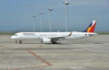 中部空港、国際旅客便の再開延期 マニラ発欠航で