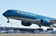 ベトナム航空、成田・関空からベトナム行き片道便 3月まで4路線