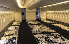 BA、777を貨物機に 座席外し医薬品輸送