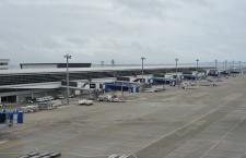 中部空港、5月旅客数97%減 過去最低3万人、国際線はゼロ