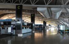関空、5月の訪日客99.8%減 総旅客99%減