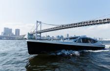 竹芝から羽田空港まで貸切船で 7月にアクセス船実証実験