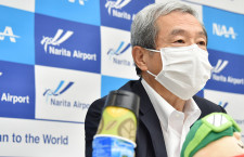 成田空港、6月の国際線旅客98.4%減 田村社長「ノックスクート清算残念」