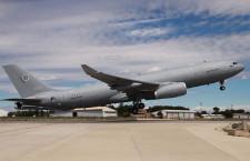 NATO、A330MRTT初号機受領 欧州6カ国運用