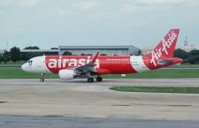 タイ・エアアジア、福岡9月就航へ 週3往復